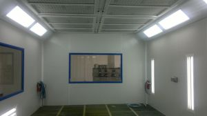 CE Certified Good Quality Painting Booth pictures & photos
