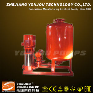 High Building Fire Fighting Water Supply Pump System pictures & photos