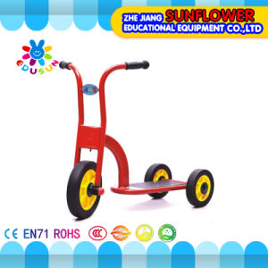 Child′s Foot-Operated Two-Wheeled Vehicle Three-Wheeled Vehicle (XYH-0142) pictures & photos