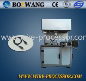 Semi-Automatic Wire Winding and Binding Machine pictures & photos