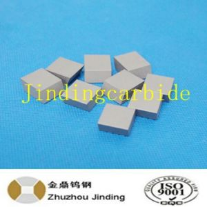 Yg6 Tungsten Cemented Carbide Saw Inserts for Wood Cutting Use pictures & photos