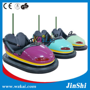 380V Input Skynet Electric Bumper Cars 2017 New Kids Amusement Park Equipment Children Fun Kiddie Ride Ceiling Bumper Cars (PPC-101B) pictures & photos