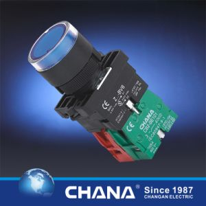 CE and RoHS 22mm Emergency Stop Pushbutton Switch pictures & photos