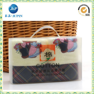 Wholesales Custom Plastic Packing Box for Garment (JP-pb019) pictures & photos
