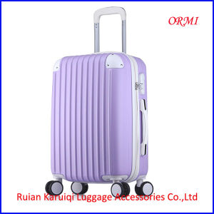 Hot Sale ABS Trolley Luggage with Corner Protective pictures & photos