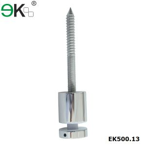 Factory 304 316 Stainless Steel Sign Glass Standoff Hardware pictures & photos