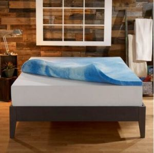 4-Inch Bedroom Gel Memory Foam Mattress Topper