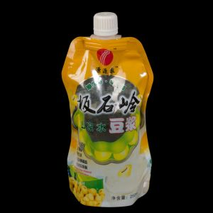 Laundry Detergent & Washing Product Plastic Packaging Bag with Spout pictures & photos