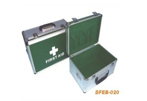 Empty First Aid Box, Made of Aluminium Alloy, Customized Logos pictures & photos