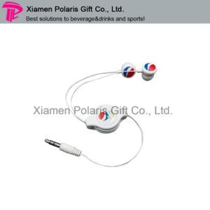 Custom Full Color Logo Printing Mobile Stereo Earphone pictures & photos