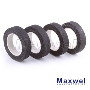 A Grade Black Cloth Electrical Insulation Tape for Sale pictures & photos