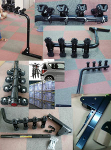 Bike Rack 4 Bicycle Hitch Mount Carrier Bike Carrier pictures & photos