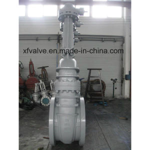 Industrial Usage Flange Gate Valve with Gear Operated pictures & photos