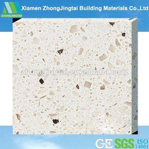 High Quality Construction Materials White Silica Quartz Stone Price pictures & photos