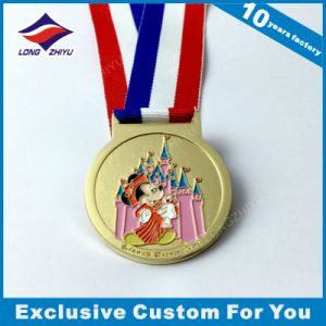 Custom Cartoon Medal for Award & Souvenir pictures & photos