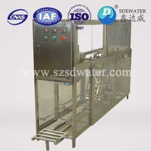 Classical Style 5 Gallon Bottled Water Filling Line pictures & photos