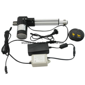 12V, 24V DC Liner Motor, Linear Actuator for Electric Bed, Chair, Curtain, Door pictures & photos