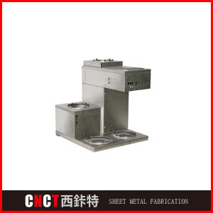 High Quality Precision Stamping Steel Fabrication pictures & photos