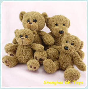 Rag Bear Brown Bear Plush Teddy Bear pictures & photos