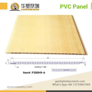Low Replacing Cost! Wall Protector PVC Wall Panel pictures & photos