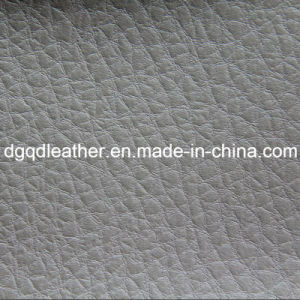 out Door Anti-UV 650 Hours PVC Leather (QDL-515029) pictures & photos