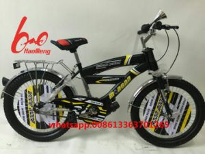 2017new Model Kids Bicycle with Wheel Card/Pakistan Bicycle pictures & photos