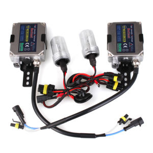 Auto Light HID Xenon Bulb Lamp Kit H1 H3 H4 H7 H8 H9 H11 H13 9005 9006 pictures & photos