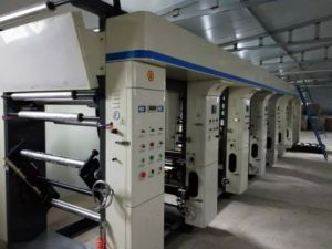 Computer Control Rotogravure Printing Machine Hsxyay-81000e pictures & photos