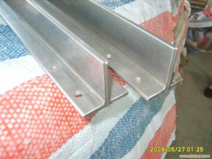 Marazzi T140-1/B Machined Elevator Guide Rails pictures & photos