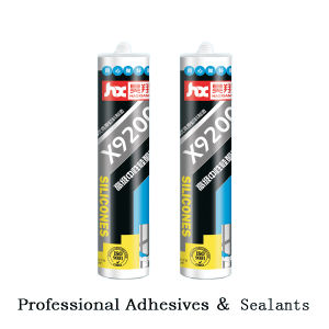 Clear Color Adhesive Realistic Silicone Sealant