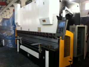 Wc67k-100t/3200 CNC Hydraulic Plate Bending Machine for Sale pictures & photos