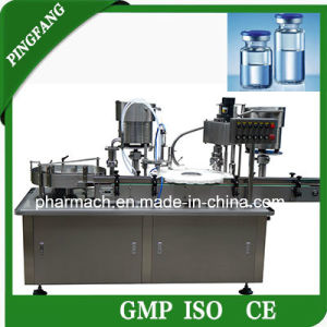 Factory Price Automatic Liquid Vial Filling Machine pictures & photos