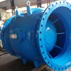 API Cast Iron/Wcb/CF8/CF8m/Ss304/Ss316 Flanged Ends Plunger Valve of Professional Manufacturer