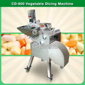 CD-800 Fruit Cube Cutter Vegetable Cube Cutting Machine Fruit Cube Dicer Cube Dicing Machine Cube Chopper Square Cube Dicing Machine pictures & photos