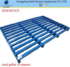 1200X1000 Warehouse Rack Style Metal Pallet pictures & photos