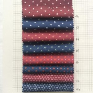 New Design Dotty Digtial Printing Fabric Necktie pictures & photos