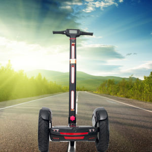 15 Inches 2 Wheels Self Balancing Electric Standing Scooter pictures & photos