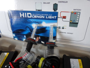 AC 55W HID 9005 Xenon Lamp HID Kit with Slim Ballast pictures & photos