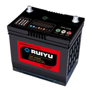Car Battery in Auto Parts Accessories Maintenance Free Auto Battery pictures & photos