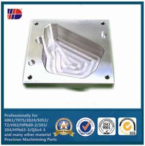 High Precision Aluminum Alloy Parts, CNC Machine Parts pictures & photos