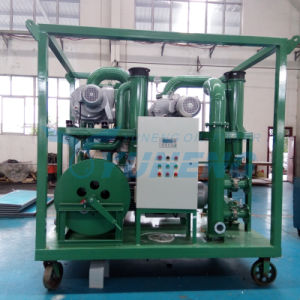 Air Extractor/Double Stage Vacuum Evacuation Machine for Power Transformer Vacuum Forming pictures & photos