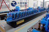 China Steel Tube Making Machine
