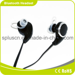 Classic Design Black Stereo Bluetooth Headset pictures & photos