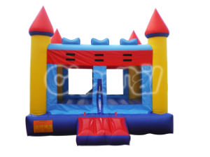 Indoor Inflatable Bouncer Backyard Inflatable Jumping Bouncer Qb109 pictures & photos