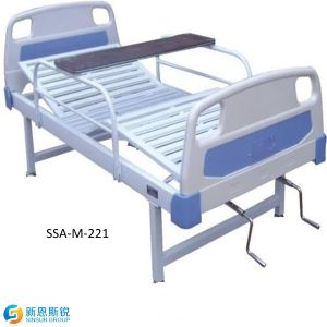 China Factory ISO/CE Manual 2shake Hospital Beds pictures & photos
