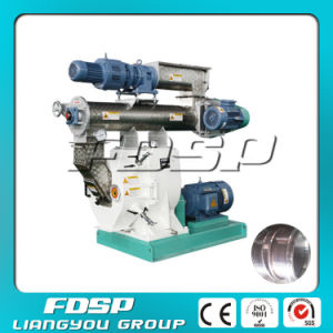 Poultry Feed Pellet Mill with High Quality Ring Die pictures & photos