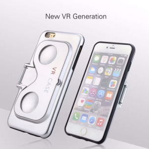 High Quality Vr 3D Virtual Reality Phone Case for iPhone pictures & photos