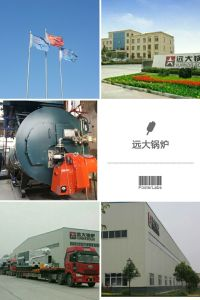 Factory Price 1ton to 20ton Automatic Diesel Boiler for Chemical/Food Industry pictures & photos