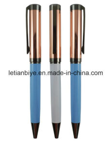 Metal Copper Ball Point Pen Wholesale (LT-D012) pictures & photos