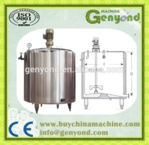 Hot Sale Stainless Steel Diary Mixing Tank pictures & photos